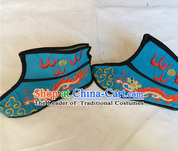Chinese Opera Boots Shoes for Women