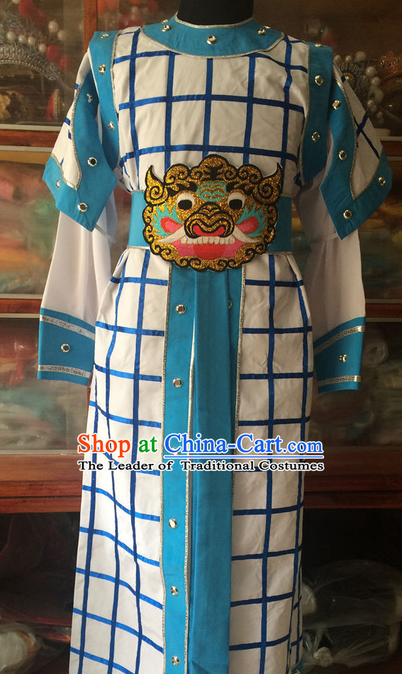 Chinese Opera Embroidered Costume Traditions Culture Dress Masquerade Costumes Kimono Chinese Beijing Clothing for Women