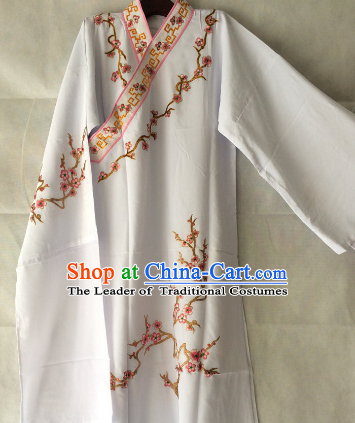 Chinese Opera Embroidered Costume Traditions Culture Dress Masquerade Costumes Kimono Chinese Beijing Clothing for Men