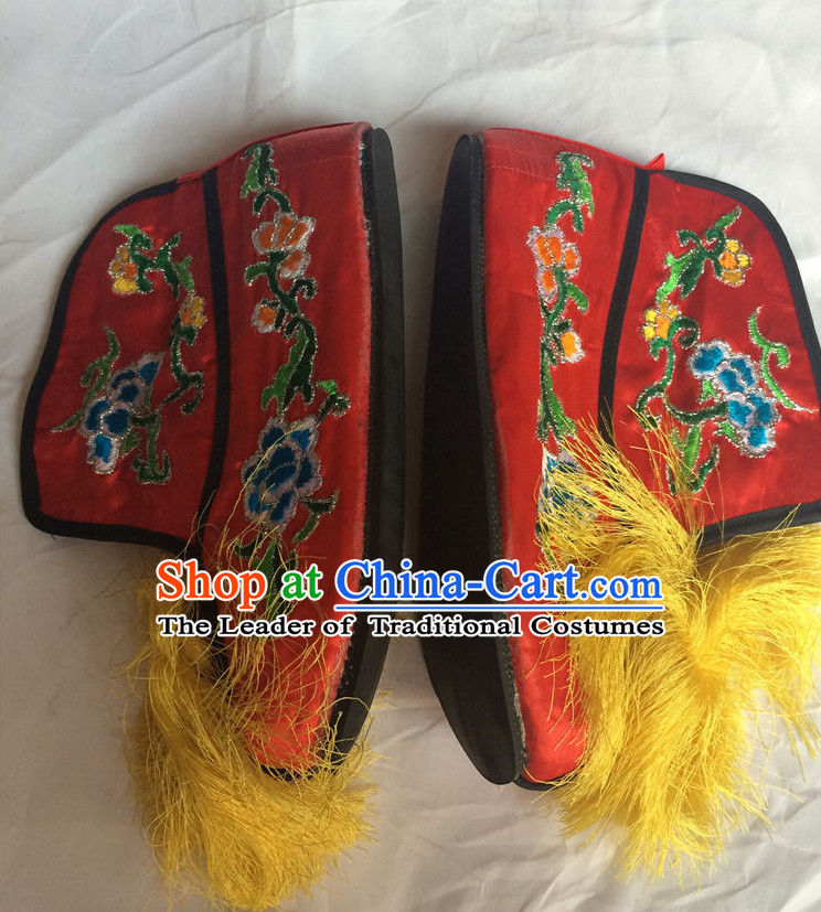 Chinese Traditional Opera Shoes