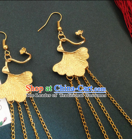 Chinese Handmade Classic Earrings