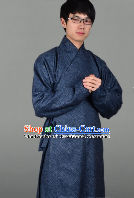China Shop online Shopping Korean Fashion Japanese Fashion Asia Fashion Chinese Han Dynasty Apparel Ancient Costume Robe for Men