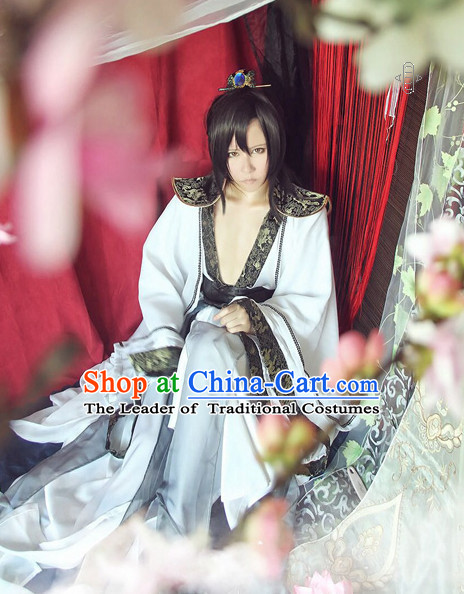 China Cosplay Shop online Shopping Korean Fashion Japanese Fashion Asia Fashion Chinese Apparel Ancient Costume Robe for Men