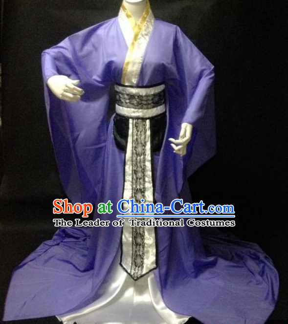 China Classic Cosplay Shop online Shopping Korean Japanese Asia Fashion Chinese Apparel Ancient Prince Costume Robe for Women