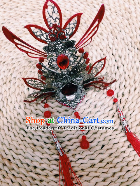 Chinese Classic Cosplay Prince Crown Headwear Headipieces Hair Accessories Hair Jewelry