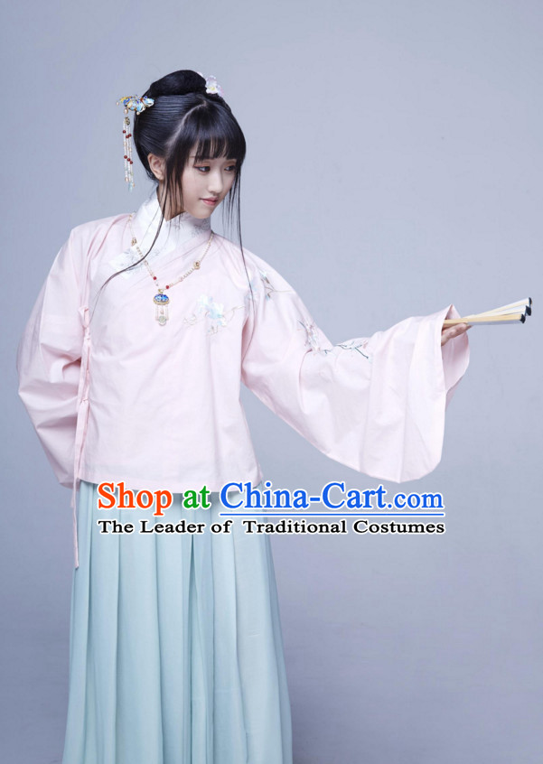 Chinese Ancient Costume Ming Dynasty China online Shopping Chinese Traditional Costumes Dresses Wholesale Clothing Plus Size Clothing for Women