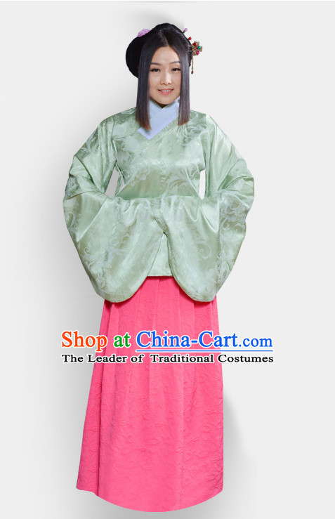 Chinese Ancient Ming Dynasty Skirt Costume China Online Shopping