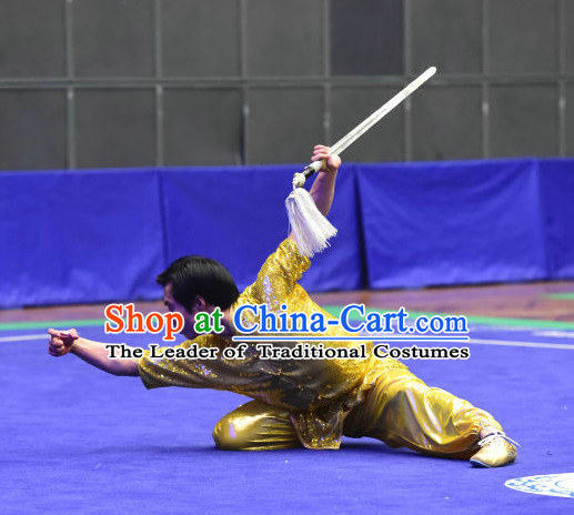 Top Drunken Sword Kung Fu Martial Arts Taekwondo Karate Uniform Suppliers Clothing Dress Costumes Clothes for Men Women Adults Boys Girls Kids