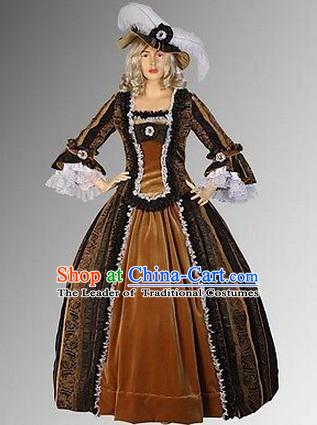 England Dresses