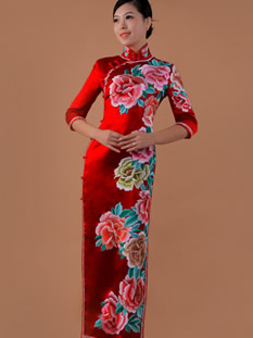 Qipao (CheongSam) and other Dresses