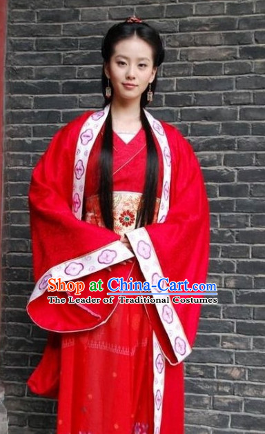 Chinese Ancient Wedding Garment Dress Costumes Japanese Korean Asian King Clothing Costume Dress Adults Cosplay for Women