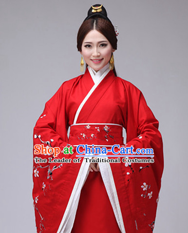 Chinese Ancient Han Dynasty Garment Costumes Japanese Korean Asian Costume Wholesale Clothing Wonder Woman Costume Dance Costumes Adults Cosplay for Women