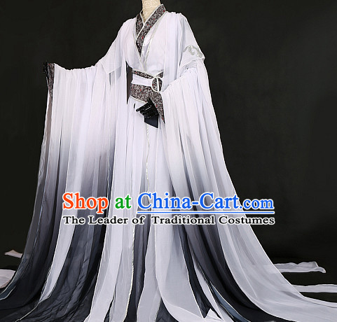 Chinese Ancient Costumes Japanese Korean Asian Costume Wholesale Clothing Han Fu Dress Adults Cosplay for Women