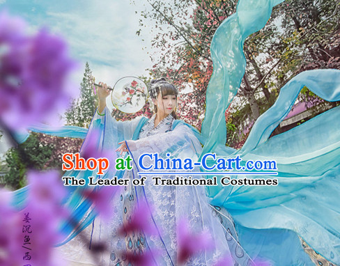 Chinese Ancient Fairy Dress Costumes Japanese Korean Asian King Costume Wholesale Clothing Garment Dress Adults Cosplay for Men