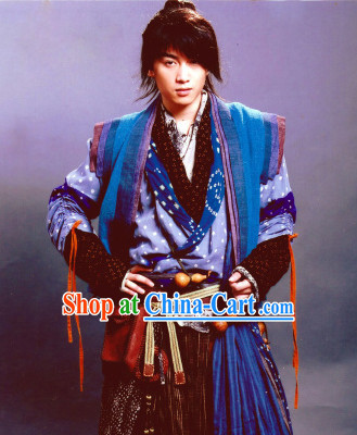 Yang Guo Wu Xia Film Costumes for Men