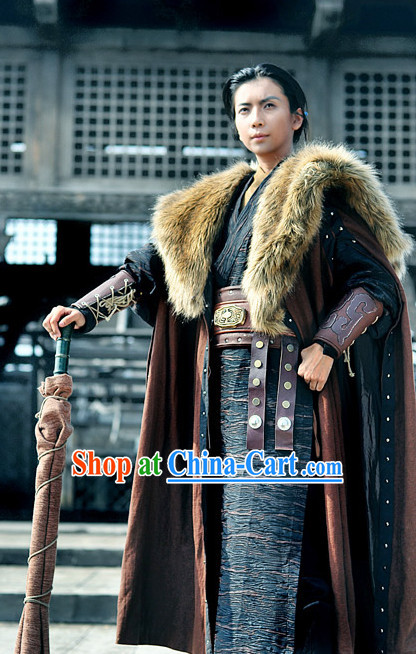 Ancient Chinese Male Superhero Infanta Costume China online Shopping