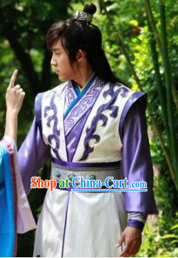 Ancient Chinese Movie Costumes for Men