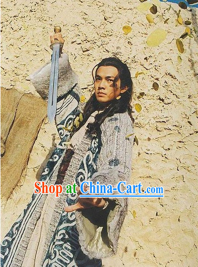 Ancient Chinese Superhero Costume Wholesale Costumes China online Shopping