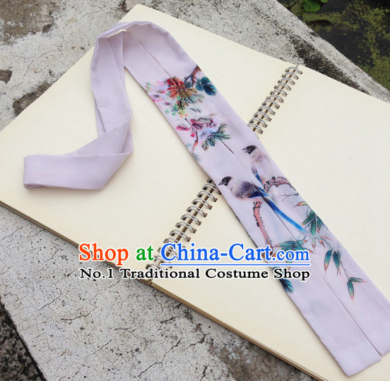 Chinese Classical Ribbon Decorations for Girls