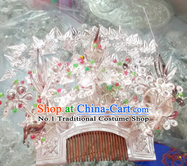 Traditional China Silver Hair Decorations