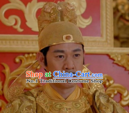 Chinese Tang Emperor Hat