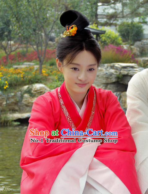 Chinese TV Drama Costumes for Girls