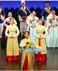 Korean Fashion online Traditional Dance Costumes for Women