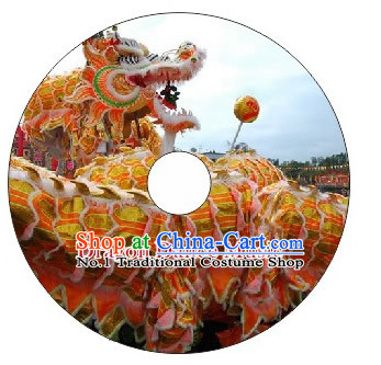 Dragon Dance Accompany Music CD