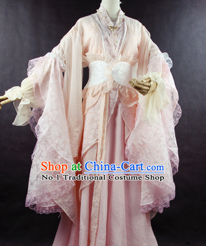 Chinese Imperial Infanta Fairy Costumes Full Set