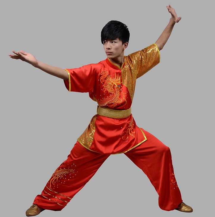 Top Kung Fu Competition and Performance Costumes for Men