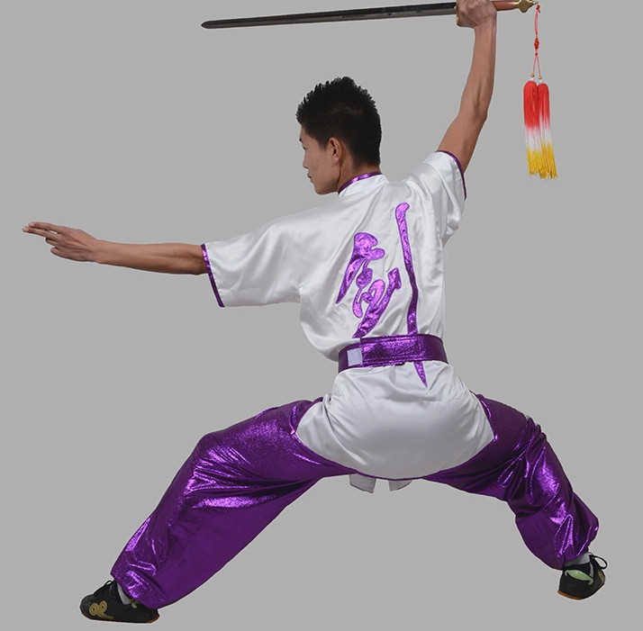 Short Sleeves Kung Fu Training Clothes