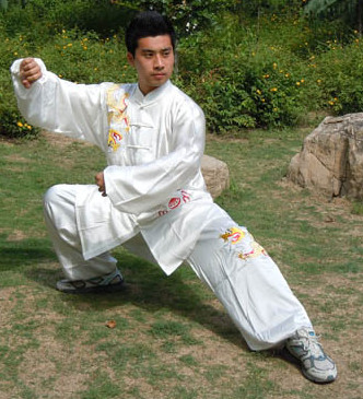 Top China Shaolin Monk Shaolin Monks Training Suit