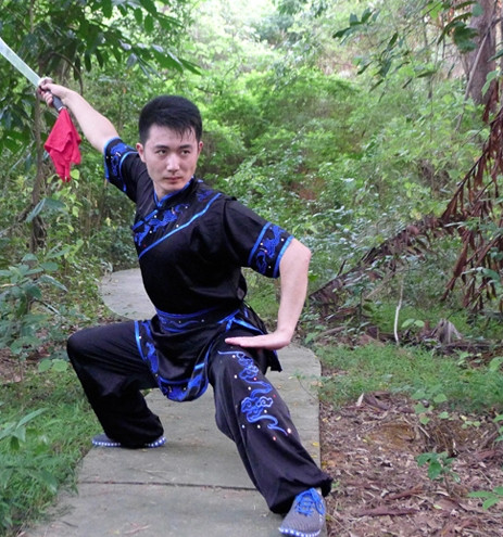 tai chi uniform clothing thai tai chi chuan suit Custom-made