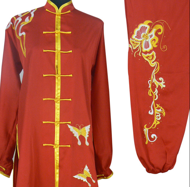 Supreme Embroidered Tai Chi Suit for Men or Women