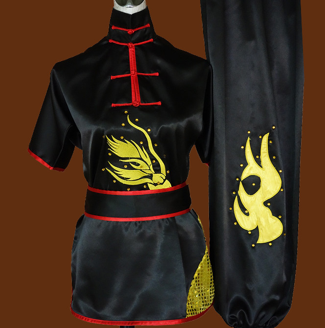 Supreme Embroidered Martial Arts Suit for Men or Women