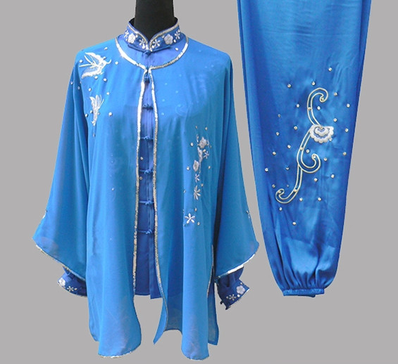 Chinese Top Championship Tai Chi Chuan Uniforms