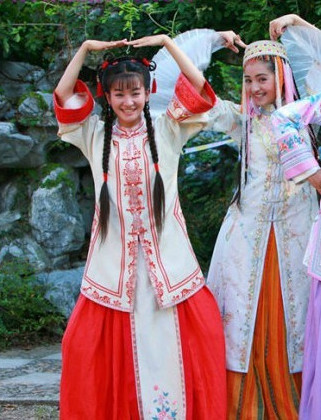China Princess Costumes Carnival Costumes Dance Costumes Traditional Costumes