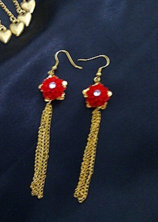 Top Chinese Earrings Accessories