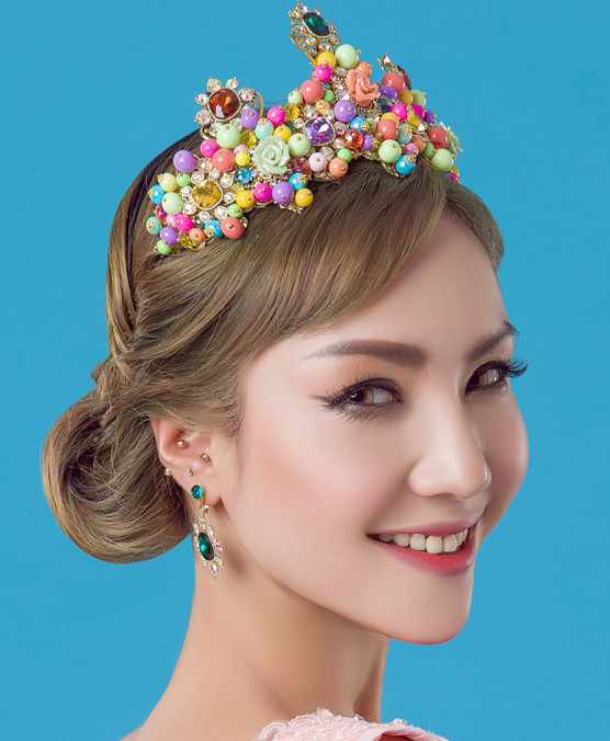 Wedding Tiaras Bridal Hair Accessories Accessory Crown