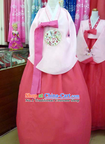 Custom Made Dangui Korean Royal Hanbok Costumes for Women