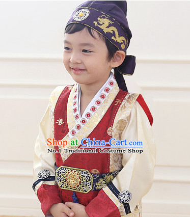 Korean Traditional Ceremonial Dress Asian Fashion Korean Dangui Hanboks Shopping online for Kids