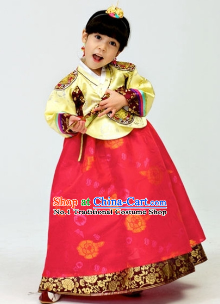 Korean Traditional Clothes Hanbok Clothing Korean Fashion Shopping online for Girls