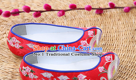 Traditional Korean Birthday Ceremonial Shoes for Kids