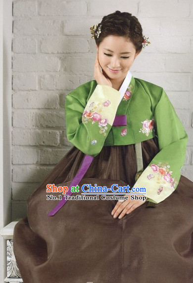 952c34247 Top Korean Folk Dress online Traditional Costumes National Costume for Women