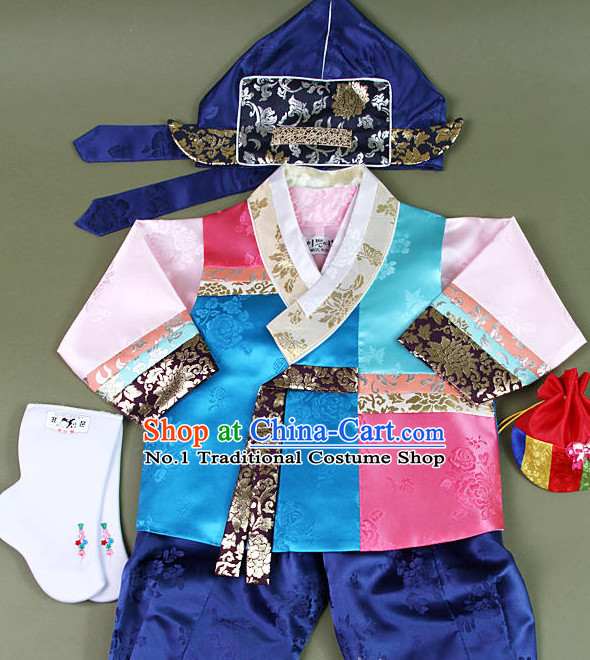 Top Korean National Costumes Kids Fashion Halloween Costumes Traditional Korean Clothing