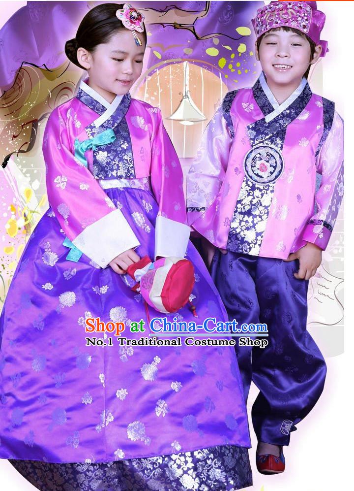 Culture of korean dress fashion