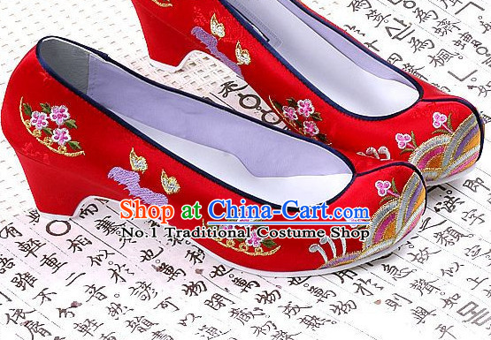 Korean Traditional Shoes for Girls