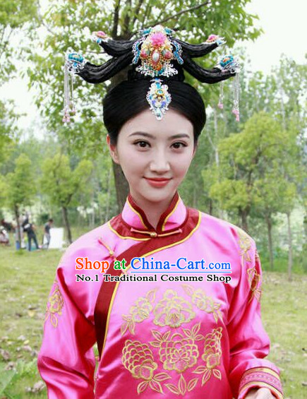 China Ancient Empress Hair Accessories