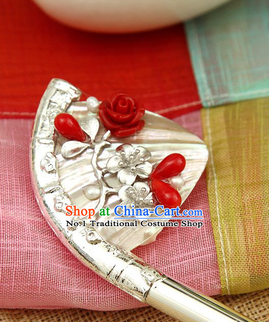 Korean Traditional Clothing Decorative Accessory Hairpin