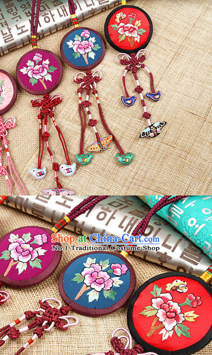 Korean Traditional Clothing Accessories